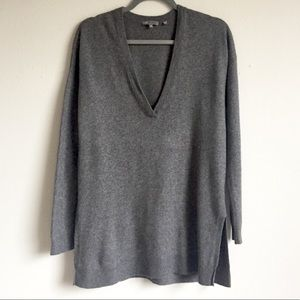 [HP] Vince Wool & Cashmere Blend Tunic Sweater XS