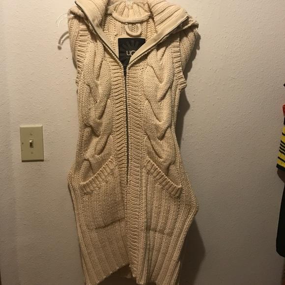 f522e72d6d0 Ugg long cardigan sweater