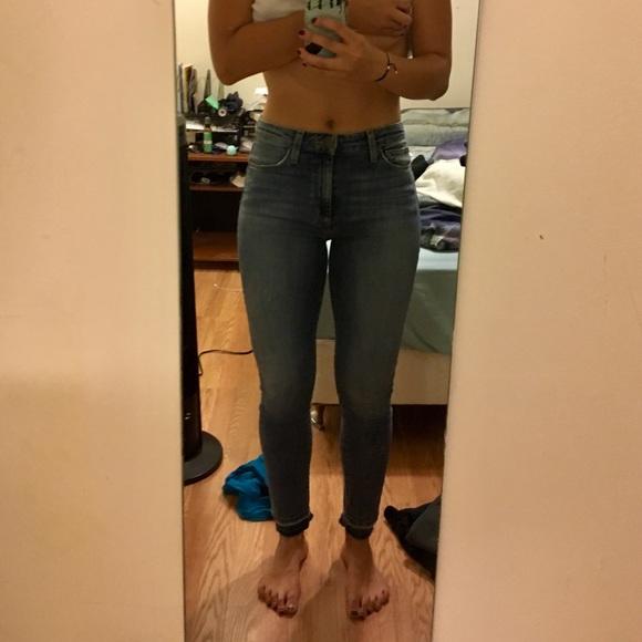 4d5a12f01e5a Joe s Jeans Denim - Joe s Jeans Charlie high waist ankle skinny 27