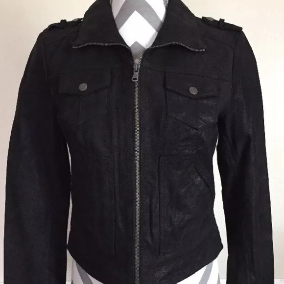 40c7b7be88681 Levi s Macy s exclusive authentic leather jacket