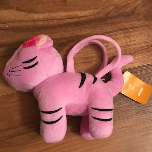 Gymboree Accessories Pink Tiger Purse Poshmark