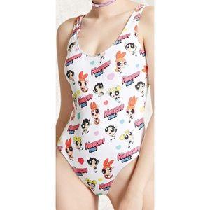 Powderpuff girls Bodysuit