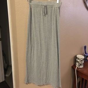 Grey skirt small