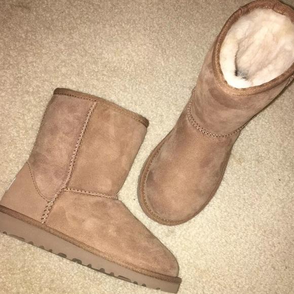 120df034e94 NEW UGG Kids Classic Chestnut Boots Boys Boutique