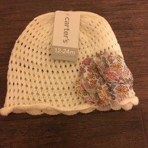 Carters knit beanie