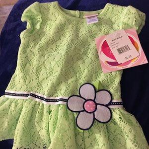 Green dress (Youngland)