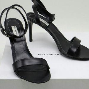 Balenciaga High Ankle Stiletto Sandals
