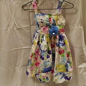 Beautiful girls dress