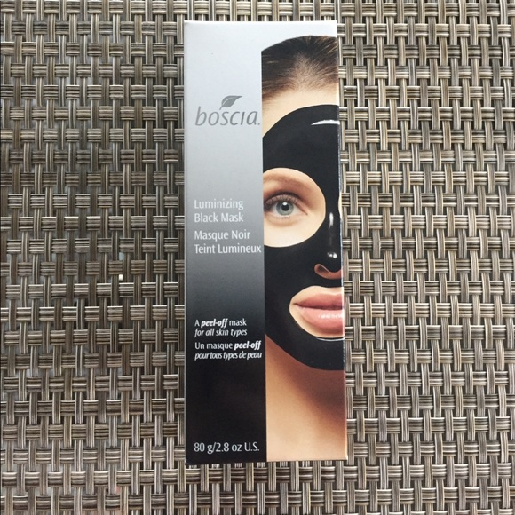 boscia Other - Boscia Luminizing Black Mask