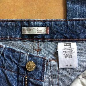 Levi's Jeans - Levi's 525 Jeans, Size 4M