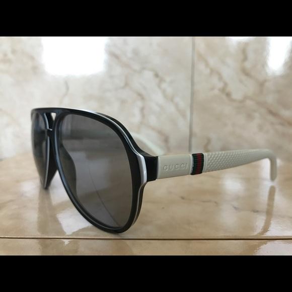 387eeb3fa2f New Gucci GG1065 S Polarized aviator sunglasses