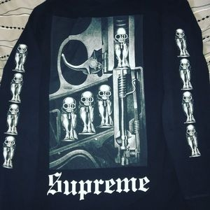 Hr giger supreme long sleeve