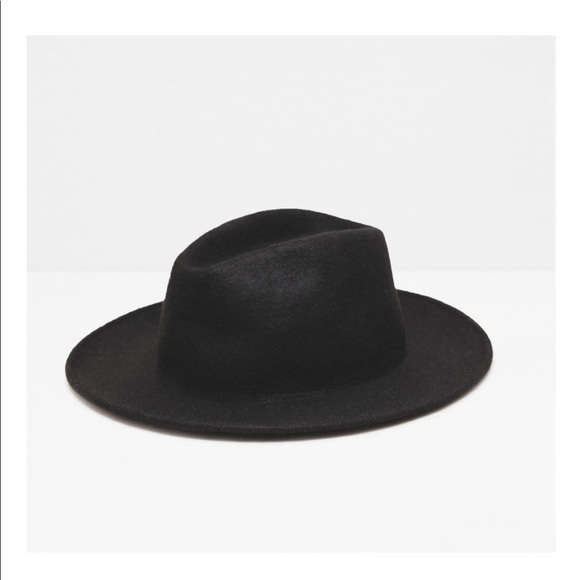 b70ed7c0 Brown Zara Men's Felt hat!