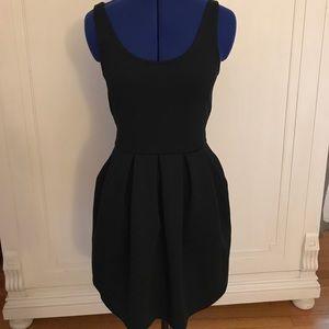 NWT Aeropostale Black Full Dress SMALL