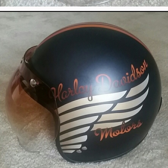 991a39abe4e Harley-Davidson Accessories - HARLEY DAVIDSON women s helmet XS
