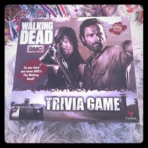Accessories - The Walking Dead Trivia Game