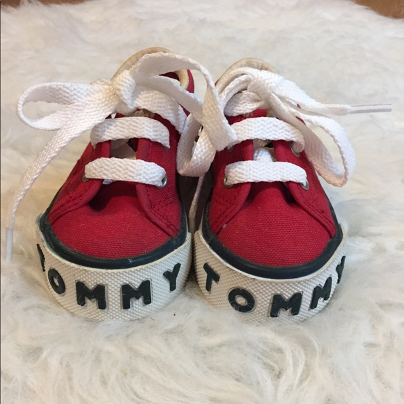 c44ceaf1 Tommy Hilfiger Shoes | Baby Tommy Sneaker Sandals | Poshmark