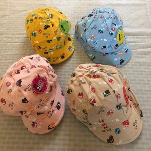 Other - New Boys and Girls Caps