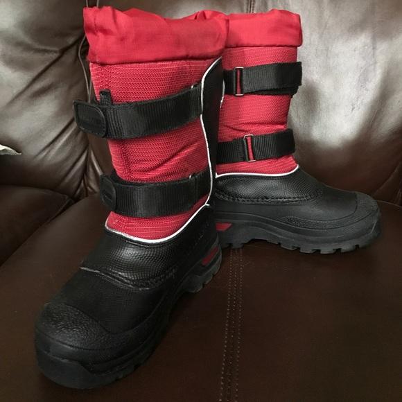 06cf6a8e823 Baffin polar proven kids boots