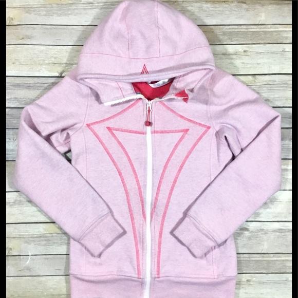 7d747ed009c588 Ivivva Shirts & Tops   Girls Full Zip Up Hoodie Sweatshirt 483 ...
