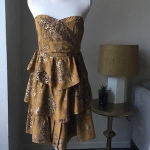 🕶HP🕶 Anthro Moulinette Soeurs Cocktail Dress