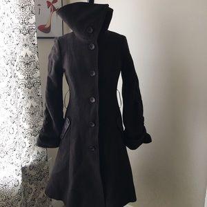 Mackage Wool/Cashmere Pea Coat