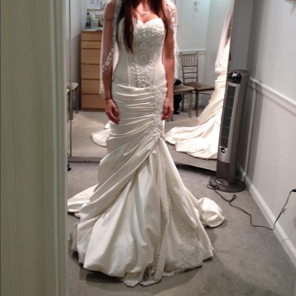 Pnina Tornai Dresses | Wedding Gown | Poshmark