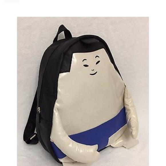 2da60f9ff17e Betsey Johnson Sumo Backpack 🎒