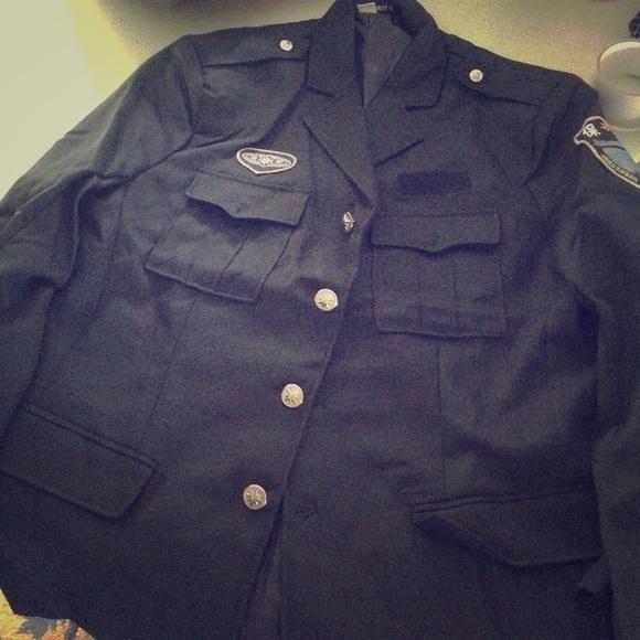 Chinese security jacket