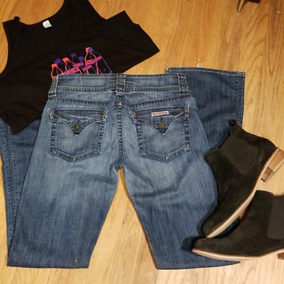 1f9587586f8 Hudson Jeans Denim - Hudson jeans 29 flair 34