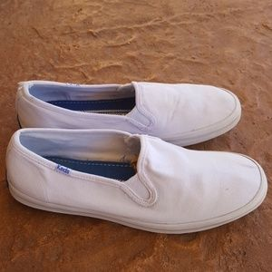 7ae6c62dd66c7 Keds Shoes - Keds Champion Slip On Canvas Sneakers 7.5