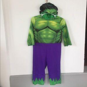 Incredible Hulk Costumes - EUC- Baby Incredible Hulk costume- 18M & Incredible Hulk Costumes | Euc Baby Costume 18m | Poshmark