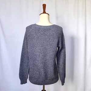 Madewell Sweaters - Madewell Waffle Sweater