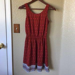 H&M Summer Bow Dress