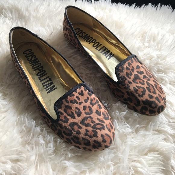 21e13e025072 jcpenney Shoes - Leopard flats ⚡️