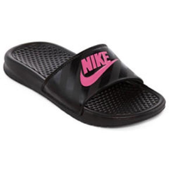 reputable site 0180b 93782 Nike belassi solar soft sandals slides slippers NWT