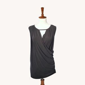 Anthropologie Tops - Draped Keyhole Tank
