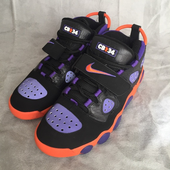 newest collection 3a468 9d479 Nike Air CB 34 Phoenix Suns RARE Size 10. M 59d7e95cb4188e86be01bdb4