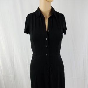 Muse Women Office Dress Shirt Button Down Size 4