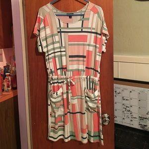 The Webster tee shirt dress sz M
