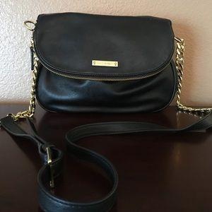Banana Republic black purse