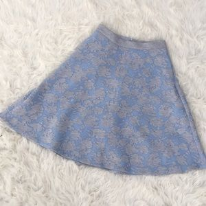 🎉5 for $25🎉 Catherine Malandrino Printed Skirt