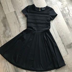 Cynthia Rowley Dresses - Black Cynthia Rowley skater dress