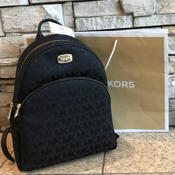 348 Michael Kors ABBEY Backpack MK Handbag Bag 6ea4703e9ffa2
