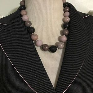 Jewelry - PALE PINK NECKLACE