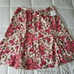 Sag Harbor Skirt - Floral