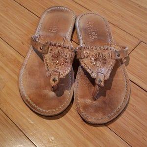 Bed Stu Vintage Leather Sandals