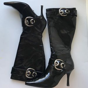 Chinese Laundry Tall Heeled Boots