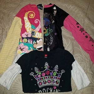 Other - Lot if 3 long sleeved t-shirts