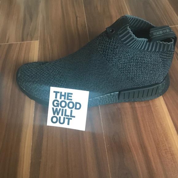 big sale d778f d153e Adidas x The Good Will Out CIty Sock 1 Primeknit NWT